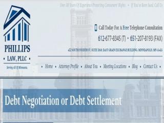 debt negotiation