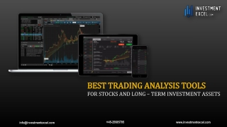 Best Trading and Analysis tools by Investment Excel
