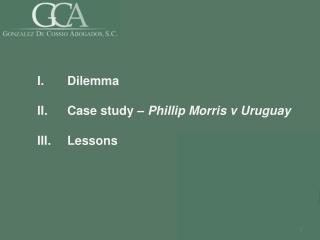 DUE PROCESS DILEMMAS: Lessons Learned