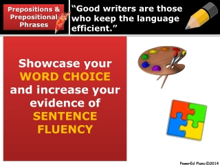 """""""Good writers are those who keep the language efficient."""""""