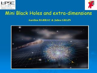 Mini Black Holes and extra-dimensions