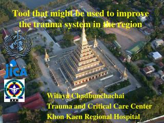 Tool that might be used to improve the trauma system in the region