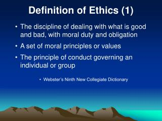 good and bad ethics That is the lesson of behavioral ethics that is the subject of most of our ethics unwrapped videos but their more enlightened world view is a good start steven pinker, the better angels of our nature: why violence has declined (2011) robert prentice, bad examples overflowing in the corporate.