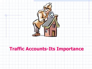 Traffic Accounts-Its Importance