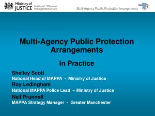 Multi-Agency Public Protection Arrangements   In Practice