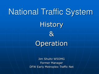 National Traffic System