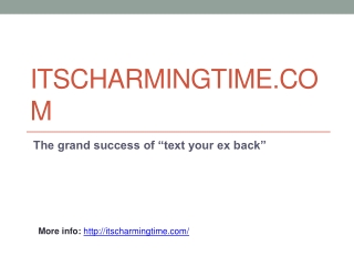 The Tao of Badass on ItsCharmingTime.com