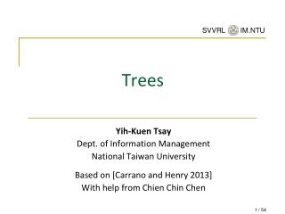 Binary Trees 2