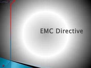 EMC  Directive