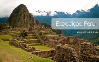 Proposta Comercial - Expedição Peru