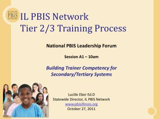 IL PBIS Network Tier 2/3 Training Process