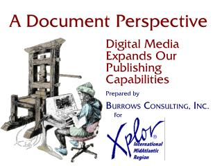 A Document Perspective