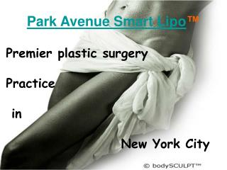 New York City SmartLipo - Manhattan SmartLipo in New York