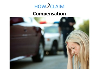 Accident at Work Compensation