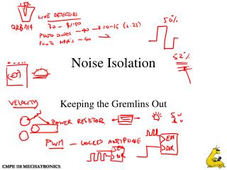 Noise Isolation