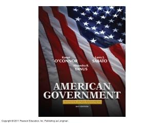 Chapter 1 The Political Landscape