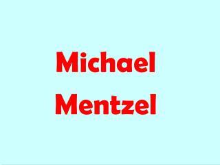 Michael Mentzel