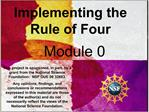 Implementing the Rule of Four