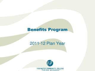 Benefits Program