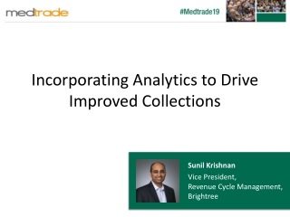 The role of collections metrics and KPIs