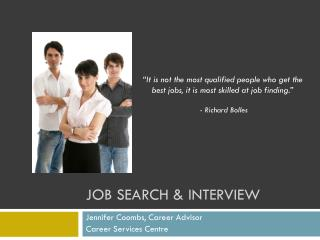 Job Search & Interview
