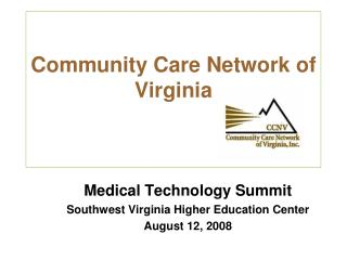 Community Care Network of Virginia