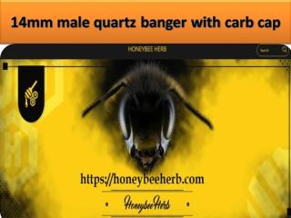 14mm male quartz banger