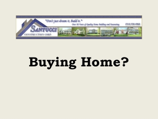 Do Home Inspection before You Buy Part-II