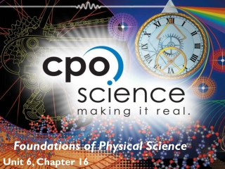 Foundations of Physical Science