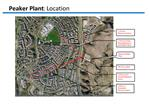 Peaker Plant: Location