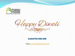 Fusion Homes | Noida Extension |8750-588-488