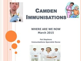 Camden Immunisations