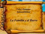 La Familia y el Burro