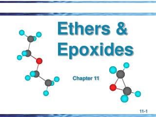 Ethers & Epoxides