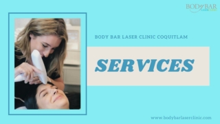 Body Bar Laser Clinic Services