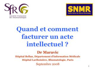 Quand et comment facturer un acte intellectuel ?