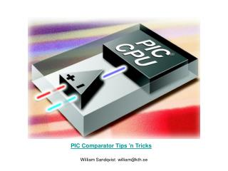 PIC Comparator Tips 'n Tricks