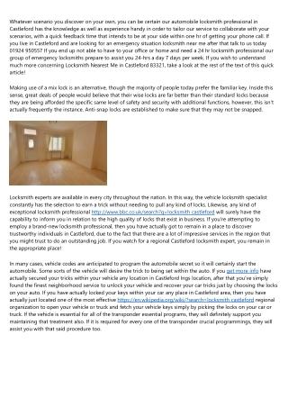 The Pros and Cons of upvc door locksmith