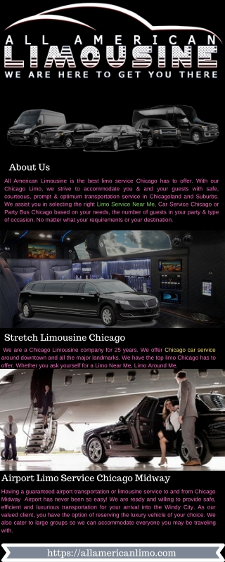 Rent Car Service in Chicago