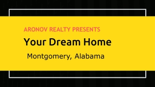 Most Beautiful Homes for Sale Montgomery, Al