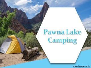 Pawna Lake Camping- Book A Tent