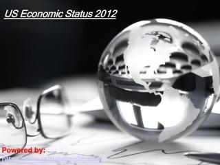 US Economic Status 2012