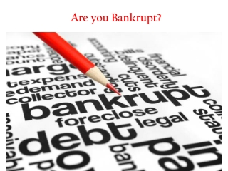 Bankruptcy Attorney NC