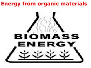 Energy from organic materials