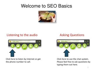 Welcome to SEO Basics