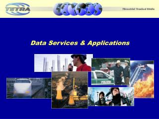 Data Services & Applications