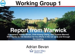 Adrian Bevan