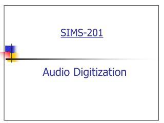 SIMS-201