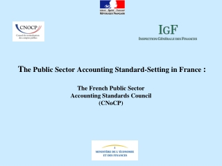 The framework of the public sector accounting standard-setting in France