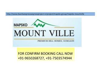 Mapsko Mountville